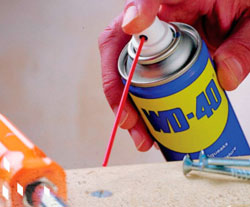 Lubricantes WD-40